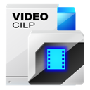 video, Cilp Gainsboro icon