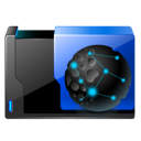 web, Floder DarkSlateGray icon