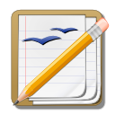 Openoffice, ximian, writer WhiteSmoke icon