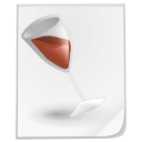 wine WhiteSmoke icon