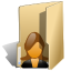 people, Account, user, person, member, profile, woman, Female, Human, Folder BurlyWood icon