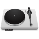 pro, debut, turntable, Iii, Ps, photoshop, ject Black icon