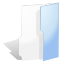 Folder Lavender icon