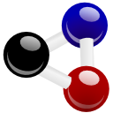 Kalzium DarkRed icon