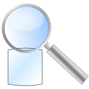 Viewmagfit DodgerBlue icon