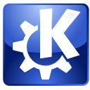 about, Kde RoyalBlue icon