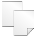 paper, document, File, Duplicate, papers, Editcopy, Copy, pile WhiteSmoke icon