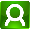 Man, user, member, people, profile, Account, person, male, Human, switch user ForestGreen icon
