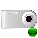photography, Camera, mount Silver icon