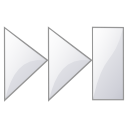 media, next, gtk, correct, ok, Forward, right, yes, Arrow, ltr WhiteSmoke icon