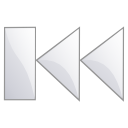 Forward, rtl, Arrow, ok, gtk, yes, correct, next, media, right WhiteSmoke icon