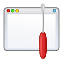 property, gtk WhiteSmoke icon