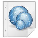 Bt, Gnome, Application, mime, Bittorrent WhiteSmoke icon