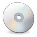Cdrom, unmount Gainsboro icon