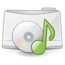 Gnome, Multimedia WhiteSmoke icon