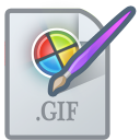 Picturetypegif LightGray icon