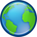 world, earth, internet, globe, Browser, planet Lime icon