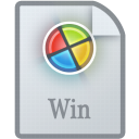 Windowsunknown LightGray icon