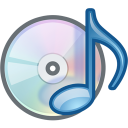 music player Lavender icon