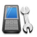 configuration, Setting, Configure, config, option, telephone, phone, preference, Tel Gainsboro icon