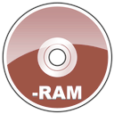 ram, Dvd, disc, memory, Hd, mem DarkRed icon