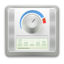 Control, Multimedia, volume Gainsboro icon