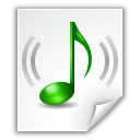 realaudio, Pn, plug in, Audio WhiteSmoke icon