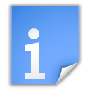 about, Information, Info CornflowerBlue icon