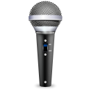 Audio, input, Microphone, mic DimGray icon
