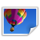 image, Ballon, Png, picture, photo, pic RoyalBlue icon