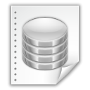 document, Oasis, Application, paper, db, open document, File, Database WhiteSmoke icon