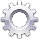 system, Configure, wheel, option, Application, config, configuration, Setting, preference Gainsboro icon