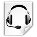 Ogg, Audio, speex WhiteSmoke icon