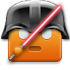 Lightsaber Chocolate icon