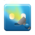 Flashlight SteelBlue icon
