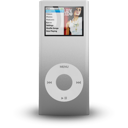 nano, ipodnano, Apple, ipod Black icon