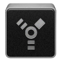 Firewire, Black Black icon