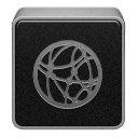 idisk Black icon