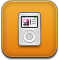 ipod Goldenrod icon