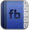 Social, social network, Sn, Facebook SteelBlue icon