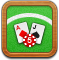 Blackjack LimeGreen icon