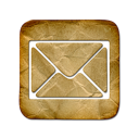 envelop, Message, square, Letter, Email, mail Black icon