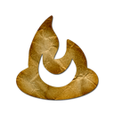 Feedburner, Logo Black icon