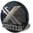 Xmms DarkSlateGray icon
