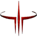 Computer game, Quake Black icon