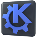 Kde, about DarkSlateGray icon