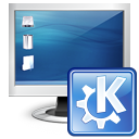 Kgamma DarkSlateBlue icon