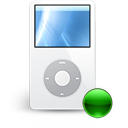 Apple, mount, ipod WhiteSmoke icon