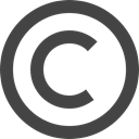 shapes, Authorship, Protection, Circle, law DarkSlateGray icon