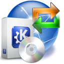 updater, Adept SteelBlue icon
